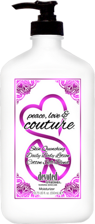 Увлажняющий крем Peace, Love & Couture™ Devoted Creations