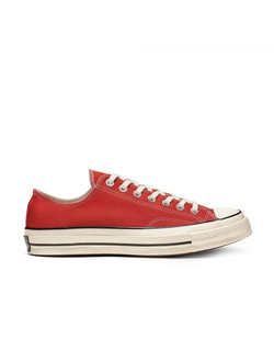 Кеды Converse huck 70 Vintage Canvas Low-Top красные низкие
