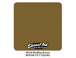 mudflap brown - Eternal (оригинал США 1/2 OZ - 15 мл.)