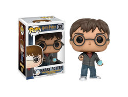 Купить Фигурка Funko POP! Vinyl: Harry Potter: Harry w/Prophecy 10988