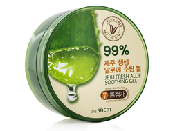 ГЕЛЬ С АЛОЕ JEJU FRESH ALOE SOOTHING GEL THE SAEM 99%
