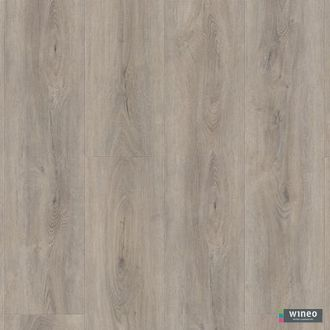 Виниловый пол Wineo 400 Wood XL Memory Oak Silver DB00132 в интерьере