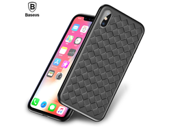 BASEUS Weave Case For iPhone X