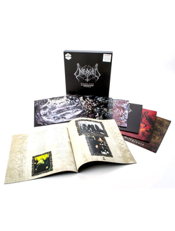 Unleashed - Death Metal Victory! LP BOX