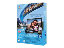Corel Pinnacle Studio 17 Plus ML + Pinnacle Studio 18 PNST17PLMLEU