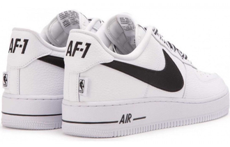 NIKE AIR FORCE 1 LOW WHITE BLACK (36-45)