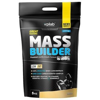 (VPLab) Mass Builder - (5 кг) - (ваниль)