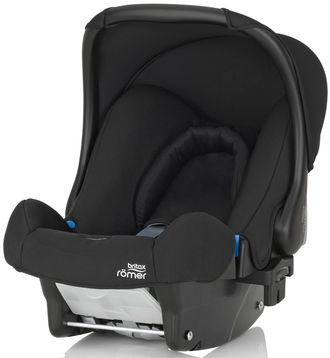 Britax Roemer Baby-safe plus cosmos black