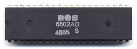 1975 MOS Technology 6502