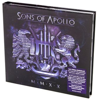 Sons of Apollo - MMXX CD Mediabook