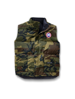 FREESTYLE VEST MEN CLASSIC CAMO