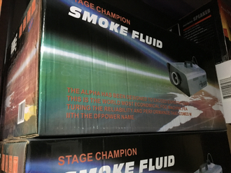 Аренда генератора тумана, дым-машина HOTU Fog Machine 900W