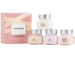 Laura Mercier Mini Body Souffle Quartet - Набор кремов-суфле
