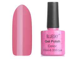 Гель-лак Shellac Bluesky №80511/40511 Rose Bud, 10мл.