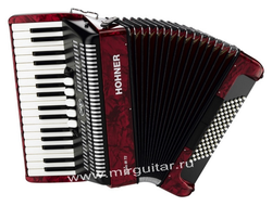 Hohner Bravo III 72 (A4063) Red