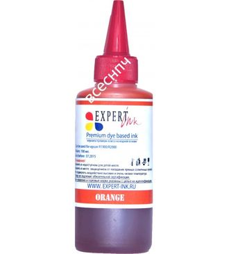 Фоточернила Expert-Ink R1900 Or 100ml