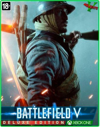 Battlefield V Deluxe Edition(XBOX ONE)