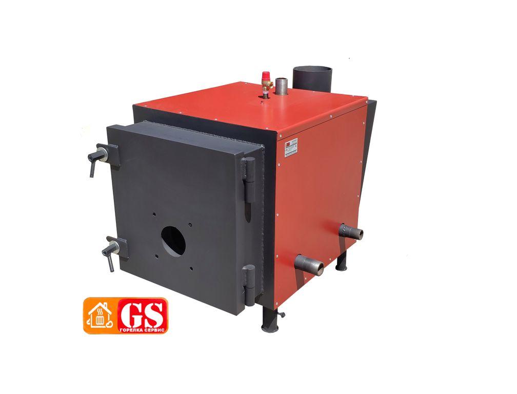 Теплообменник жидкотопливного котла 50 кВт 2