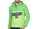 Анорак Napapijri Rainforest Winter Colorblock Зеленый Orig