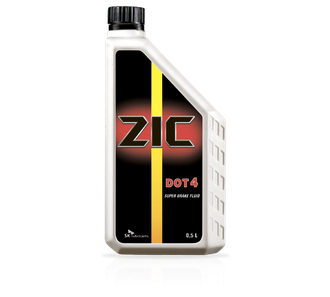 ZIC DOT-4 Super Brake Fluid (1_литр)