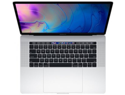 Apple MacBook Pro 15 Retina Touch Bar MV922 Silver (2,6 GHz, 16GB, 256Gb, Radeon Pro 555X)