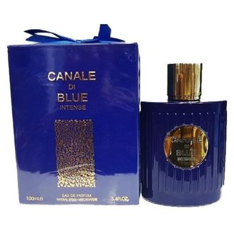 Fragrance World - Canale di blue Intense, 100 ml