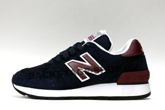 Кроссовки New Balance 670 Blue/Red