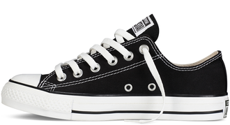 converse chuck taylor all star black 01