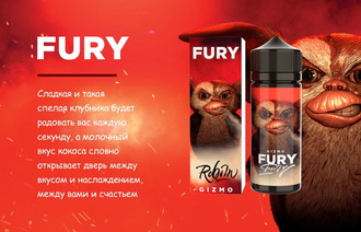 Жидкость GIZMO Salt 30ml Fury