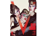 V Magazine № 102 Elle Fanning, Bella Heatcote, Abbey Lee  Cover ИНОСТРАННЫЕ ЖУРНАЛЫ PHOTO FASHION, I
