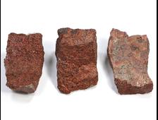 Анальцимолит, коллекционный образец  в ассортименте, Хакассия (25-30 мм, 16-17 г) №21356