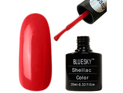 Гель лак Shellac BLUESKY 40552 LOBSTER ROLL 10ml