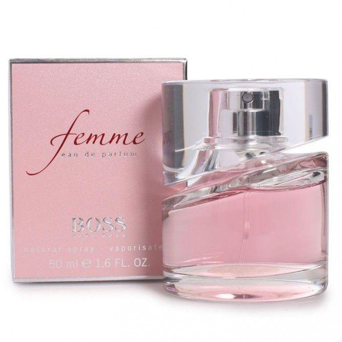 купить Hugo Boss Boss Femme в интернет магазине Duty Free Perfume Shop