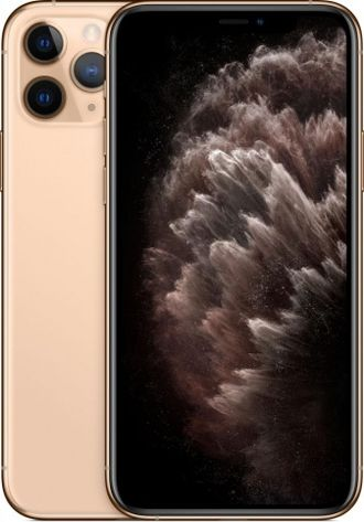 iPhone 11 Pro 256gb Gold - MWC92RU/A - Ростест
