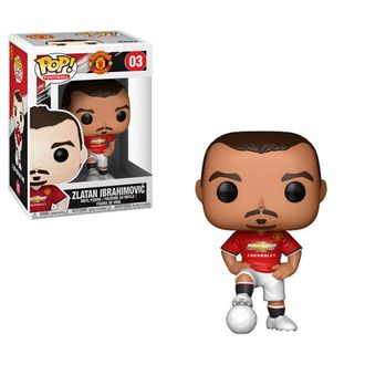ФИГУРКА FUNKO POP! : Ibrahimovic