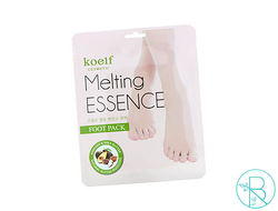 Маска для ног Koelf Melting Essence Foot Mask