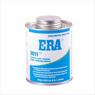Клей ERA pvc cement clear 3011