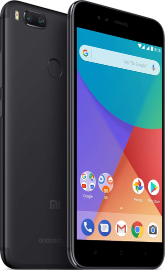 Xiaomi Mi A1 32Gb Black (Global) (rfb)