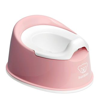 Горшок BabyBjorn Smart Potty розовый