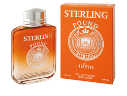 Sterling Pound eau de toilette for men