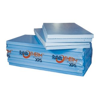 Ravatherm (Раватерм) XPS INDUSTRIAL 500-50мм (0,277 м3/уп)