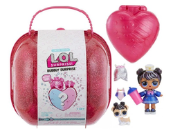 MGA Entertainment L.O.L. Bubbly Surprise Фиолетовый Чемодан, 558378