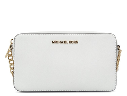 Сумка MICHAEL KORS Jet set travel (Белая)