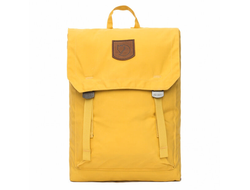Рюкзак Fjallraven Kanken Yellow (Foldsack No. 1)