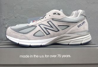 "New Balance 990 V4 LEGENDS ""1982"" (USA) (990 NB4)"