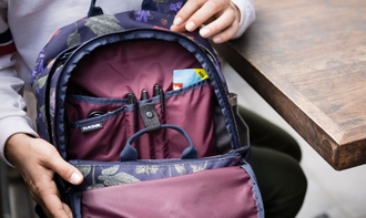 Рюкзак Dakine Essentials Pack 26L Woodrose
