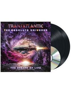 Transatlantic - The Absolute Universe - The Breath Of Life (Abridged Version) 2LP+CD