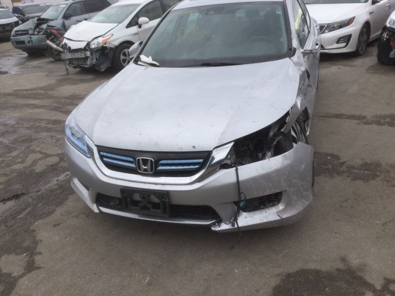 honda accord hybrid 2014 из США с пробегом