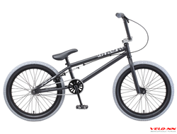 ВЕЛОСИПЕД BMX TECH TEAM  MACK 2020 черный