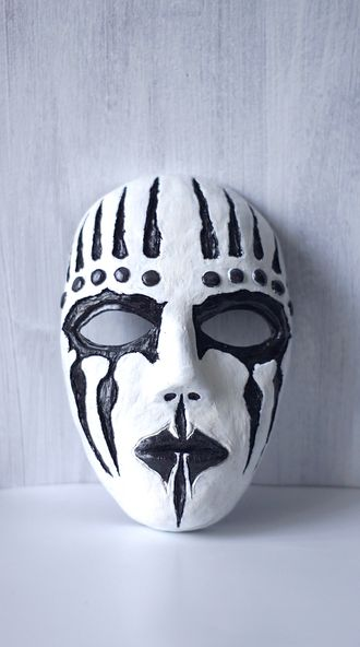 Маска Джои Джордисона Коллекционная (Joey Jordison Slipknot mask)